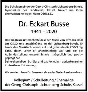 Dr.Busse LG